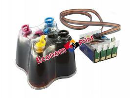 Система Бесперебойной Подачи Чернил СНПЧ Lux для Epson Stylus Photo RX430 купить в Киеве