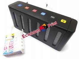 Система Бесперебойной Подачи Чернил СНПЧ Pre для Epson Stylus Photo RX650 купить в Киеве