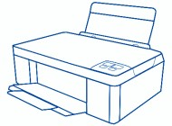 Впитывающая чернила прокладка Памперс 1491007 для Epson Stylus NX415 купить в Киеве